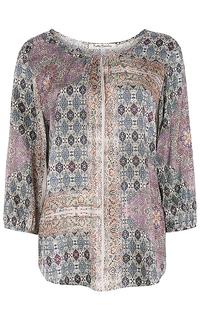 блузка с принтом Betty Barclay