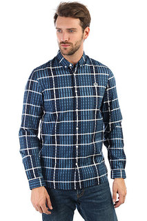 Рубашка в клетку Fred Perry Twill Check Shirt D58