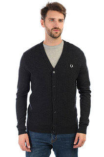 Кардиган Fred Perry Oxford Texture Cardigan 948