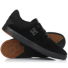 Кеды кроссовки низкие DC Plaza Tc S Black