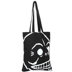 Сумка женская Cheap Monday Modern Tote Huge Skull Black