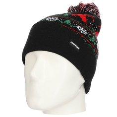 Шапка Footwork Pom-pon Xmas Hat Black
