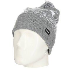 Шапка Footwork Pom-Pon Xmas Hat Light Gray Melange
