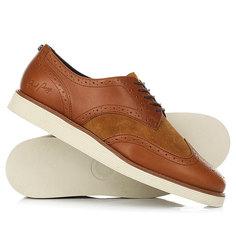 Ботинки низкие Fred Perry Newburgh Brogue Leather/Suede