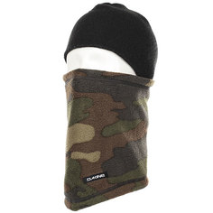 Шапка носок Dakine Fleece Neck Tube Camo