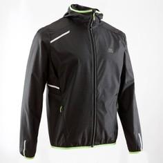 Мужская Куртка-дождевик Для Бега Run Rain Kalenji