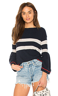 Пуловер с вырезом-лодочкой - Autumn Cashmere