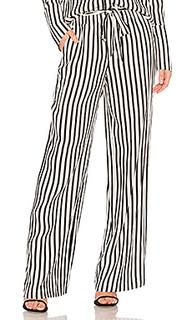 Широкие брюки stripe easy - FRAME