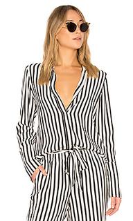 Пижамная блуза long cuff - FRAME