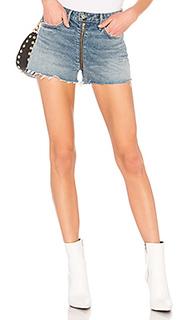 Шорты с высоким подъёмом shorts - GRLFRND