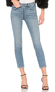 Узкие джинсы высокой посадки jeans - GRLFRND