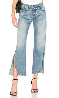 Широкие брюки jeans - GRLFRND