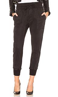 Спортивные брюки contrast - James Perse