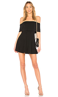 Платье со спущенными плечами 265 - LPA