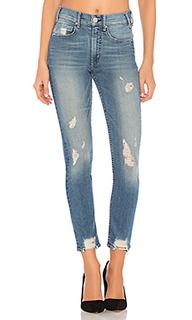 Винтажные узкие джинсы high waist - MCGUIRE