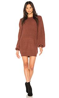 Платье свитер one sided - MINKPINK