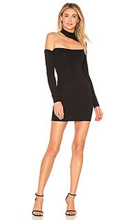 Облегающее платье с вырезами на плечах midland - Privacy Please