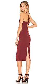 Облегающее миди платье charlotte - Privacy Please