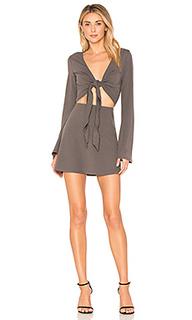 Мини-платье с длинным рукавом rochester - Privacy Please