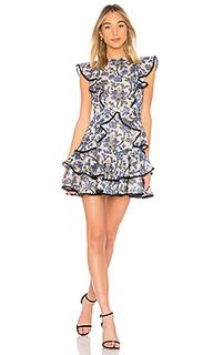 Мини платье kaia - AMUR