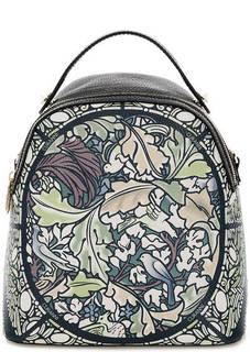 Кожаный рюкзак со съемными лямками Curanni
