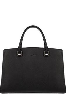 Кожаная сумка с тремя отделами Fiato