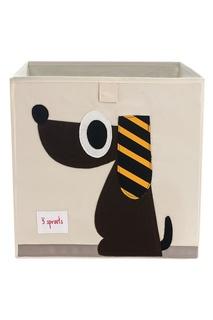 Коробка для хранения «Собачка» 3 Sprouts