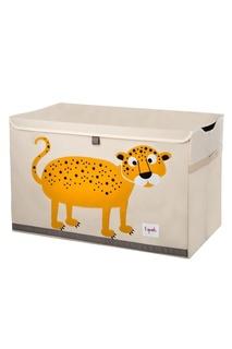 Сундук для игрушек «Леопард» 3 Sprouts