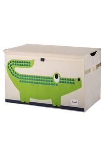 Сундук для игрушек «Крокодил» 3 Sprouts
