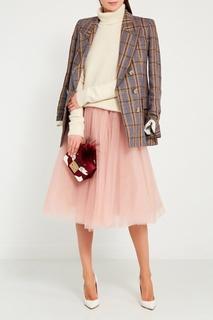 Розовая юбка-пачка Viktoria Irbaieva