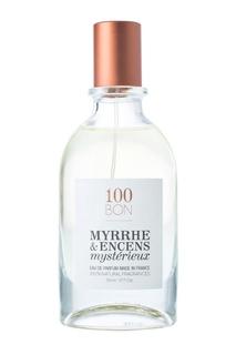 Парфюмерная вода MYRRHE & ENCENS mysterieux, 50 ml 100 Bon