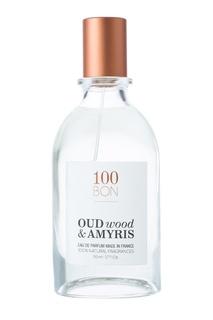 Парфюмерная вода OUD wood & AMYRIS, 50 ml 100 Bon