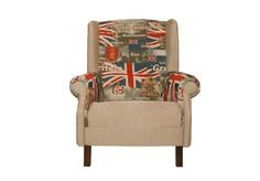 Кресло в стиле Лофт LA Neige