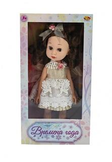"Кукла ""Времена года"", 35 см, 4 вида в ассортименте, в коробке, 19,5х7х37 см Abtoys"