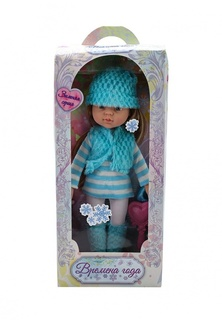 "Кукла ""Времена года"", 45 см, 2 вида в ассортименте, в коробке, 50х22х11 см Abtoys"