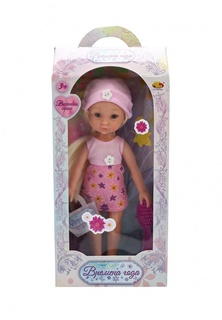 "Кукла ""Времена года"", 25 см, 3 вида в ассортименте, в коробке, 30х14х6,5 см Abtoys"