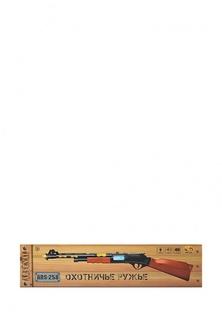 Ружье охотничье, электромеханическое, со световыми и звуковыми эффектами, 53x4,5x13,5 см Арсенал