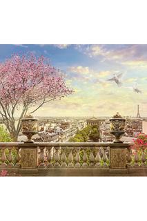 Обои Весна в Париже 300х270 Chernilla