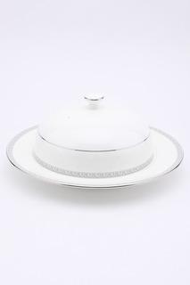 Тарелка 25 см, с крышкой Narumi