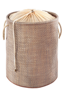 Мягкая корзина для белья CASY HOME