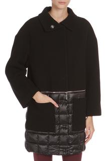 Полуприлегающая куртка с застежкой на кнопки Escada