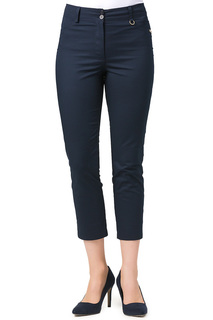 Укороченные брюки с застежками Helmidge