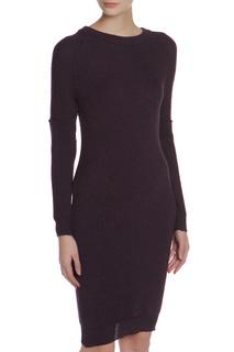 Шерстяное платье с длинными рукавами GF FERRE