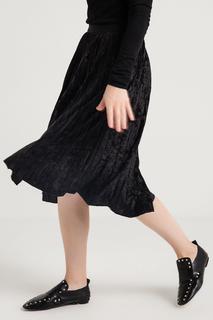 Свободная юбка в складочку BGN