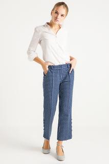 Расклешенные брюки с карманами BGN