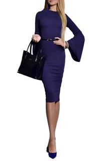 Облегающее платье с расклешенными рукавами Patricia B.