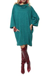 """Свободное платье с воротом """"Хомут"""" Kata Binska"""