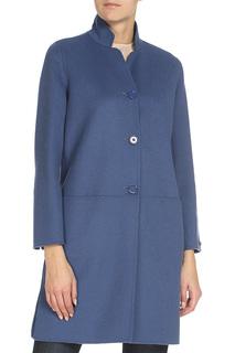 Свободное пальто с застежкой на пуговицы Max Mara