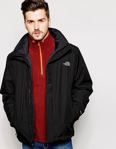 Утепленная куртка The North Face Resolve - Черный