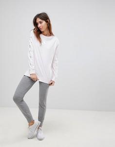 Серые леггинсы с карманами Nike Premium - Серый